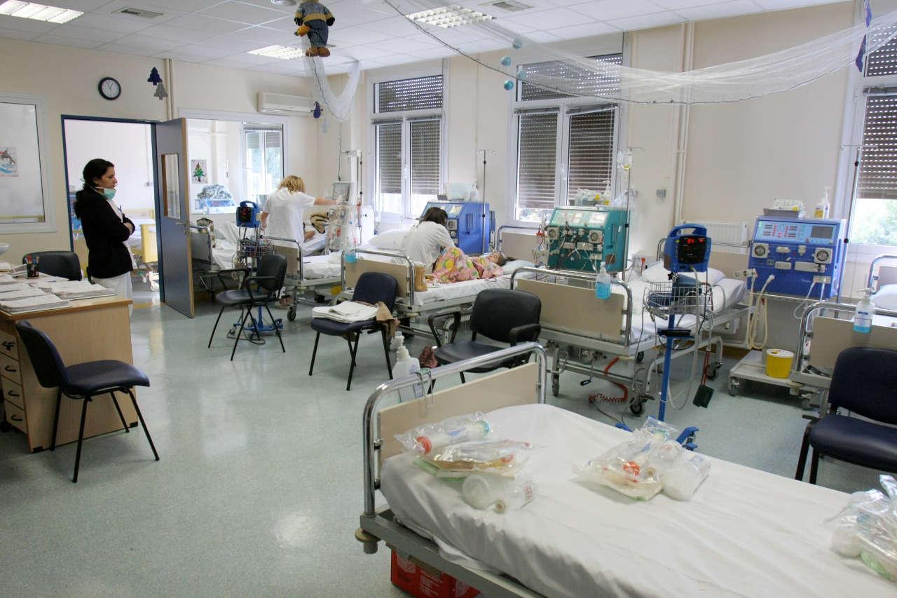 Νεφρολογική Μονάδα Παιδιών Νοσοκομείου Π. & Α. Κυριακού