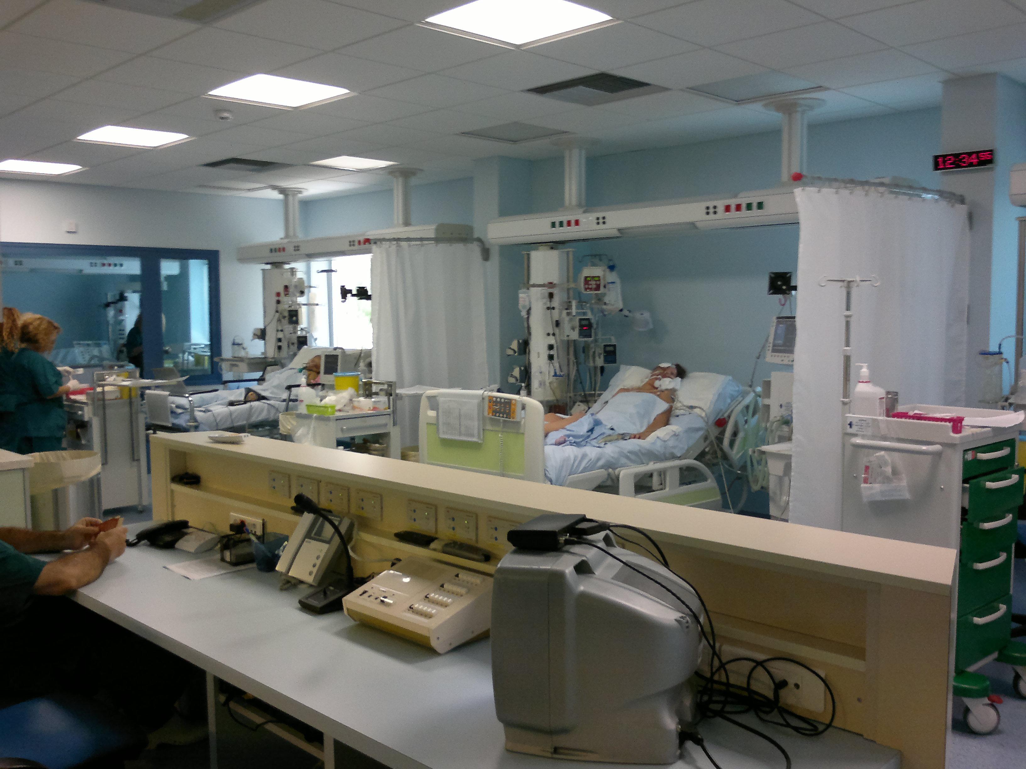 Μονάδα Εντατικής Θεραπειας Παιδιών Πανεπιστημιακού Νοσοκομείου Ηρακλείου Κρήτης